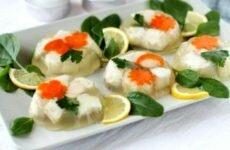 Заливная рыба рецепт приготовления
