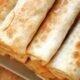 Пирожки из лаваша с начинкой