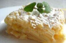 Не пропустите рецепт, обязательно попробуйте! Лимонный торт (пирог) от Ирины Аллегровой