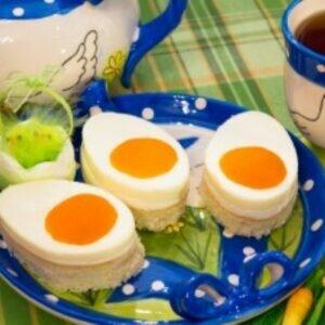 Не пропустите рецепт! Готовим пасхальные вкусности – пирожное пасхальное яйцо