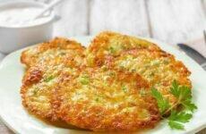 Картофельные драники рецепт пошаговый. Попробуйте приготовить!