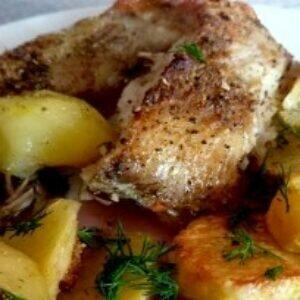 Рецепт рыбы в фольге – замечательный вариант для вкусного ужина