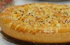 Обратите внимание! Рецепт пирога на все случаи жизни! Самый простой рецепт пирога