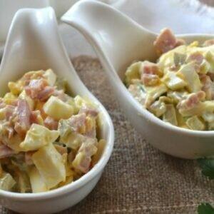 Салаты из яиц на каждый день — быстро, вкусно, сытно