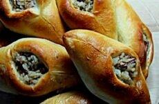 Расстегаи рецепт — вкусный ужин для всей семьи
