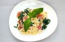 Спагетти карбонара рецепт