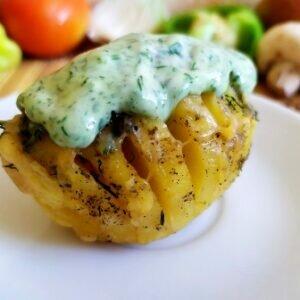 Любимое блюдо из картофеля в духовке