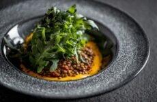 Интересно не только для постящихся, необычные постные блюда из ресторана