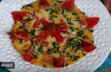 Вкуснейший простой завтрак из яиц