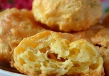 Необыкновенно вкусные заварные булочки с сыром – гужеры
