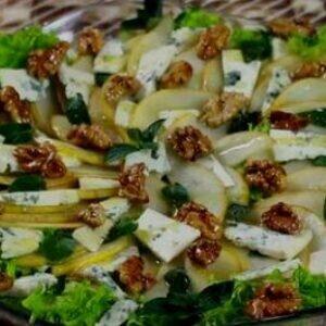 Шикарный салат по — французски к праздничному столу