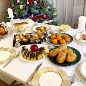 Лучшие блюда на новогодний стол обратите внимание