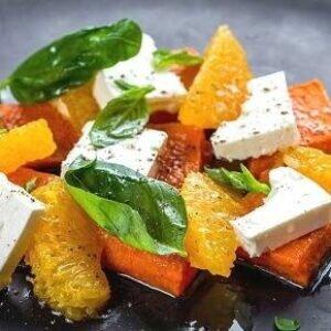 Легкие салаты без майонеза — вот, что необходимо после праздников