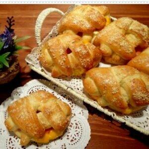 Закусочные булочки — волшебно вкусно