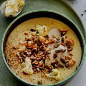 Суп — пюре с индейкой — супер полезный микс